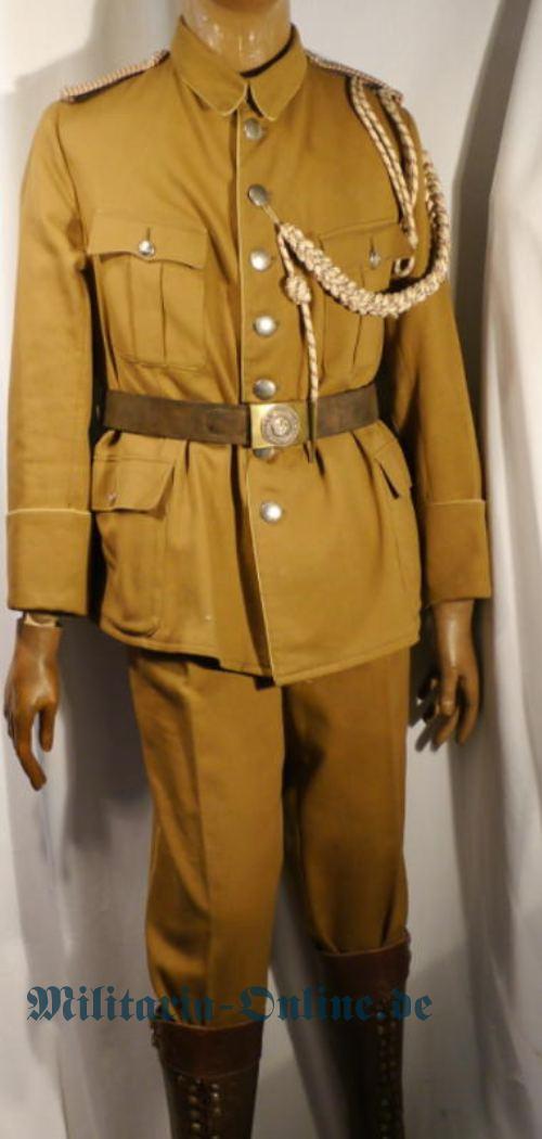 Deutsches Reich  Togo Tropenuniform