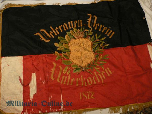 Veteranen Vereinsfahne