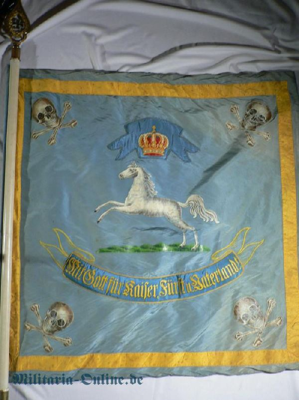 Braunschweig Vereinsfahne