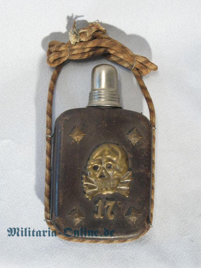 Braunschweig Reservistenflasche