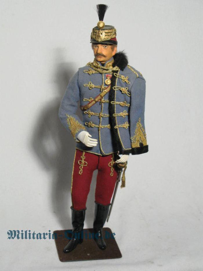 Österreich-Ungarn Husaren Figurine