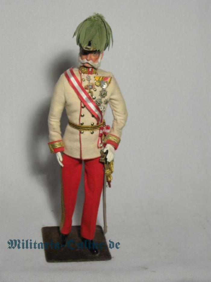 Österreich-Ungarn Kaiser Figurine