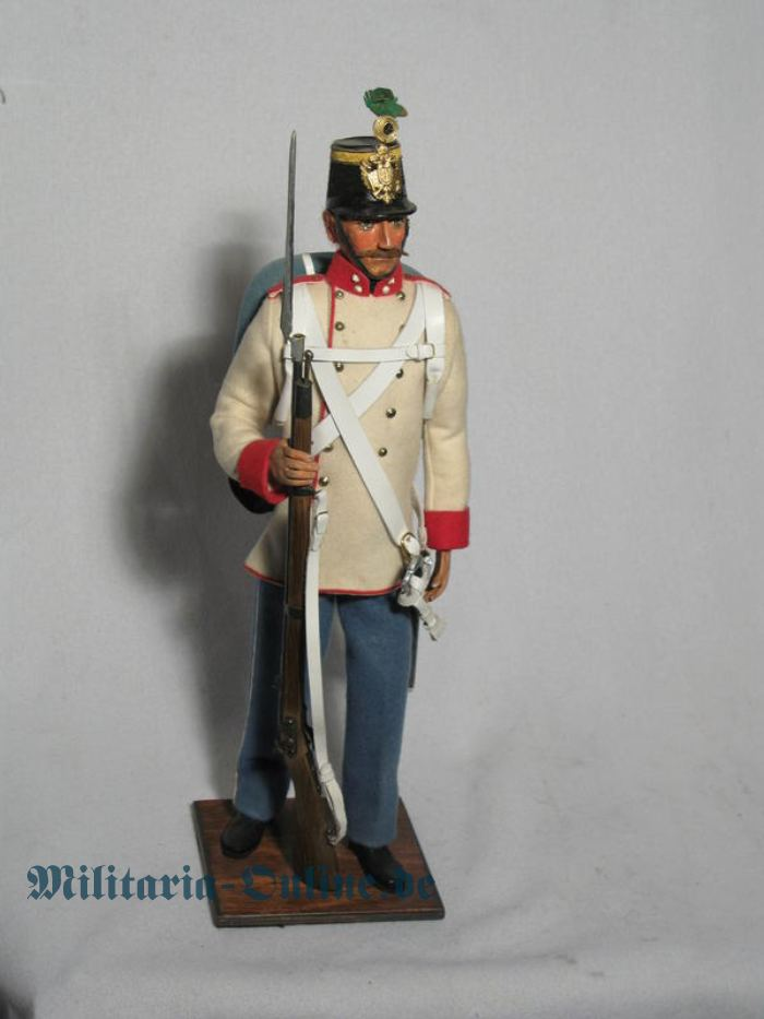 Österreich-Ungarn Infanterie Figurine
