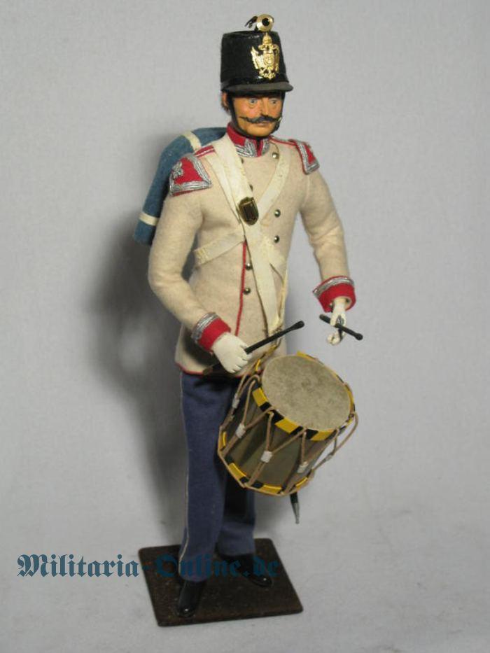 Österreich-Ungarn Musiker Figurine