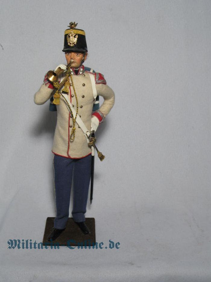 Österreich-Ungarn Hornist Figurine