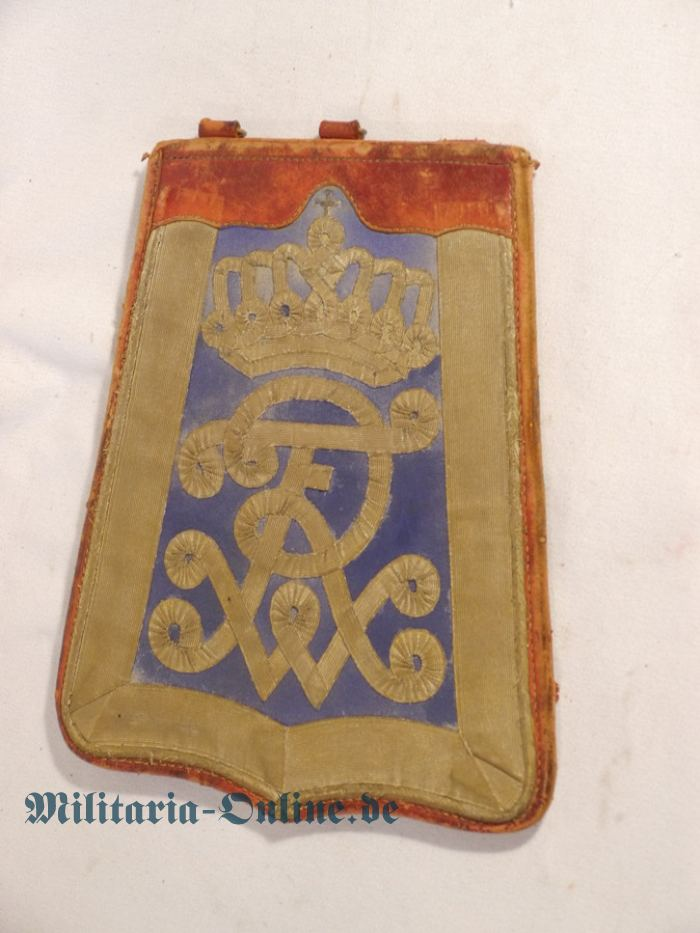 Preussen Offz. Säbeltasche