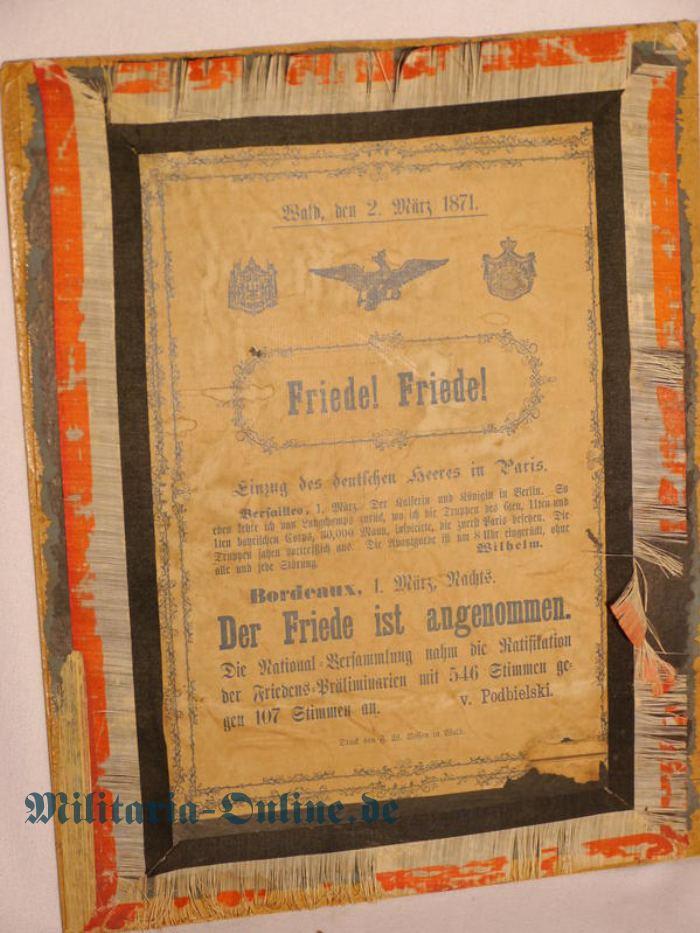 Preussen  Depesche