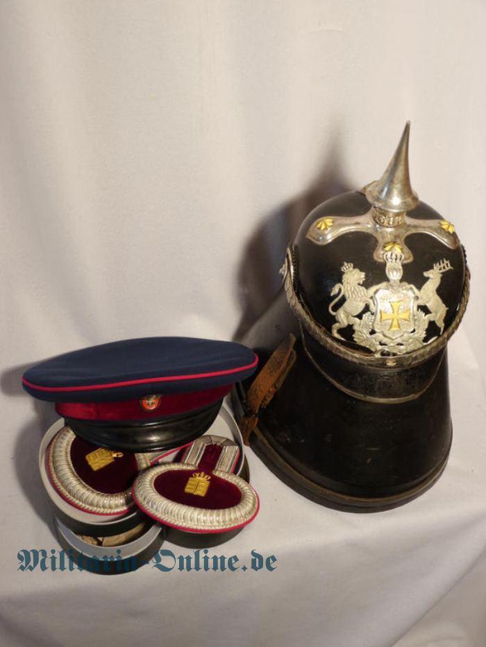 Württemberg Militär Apotheker