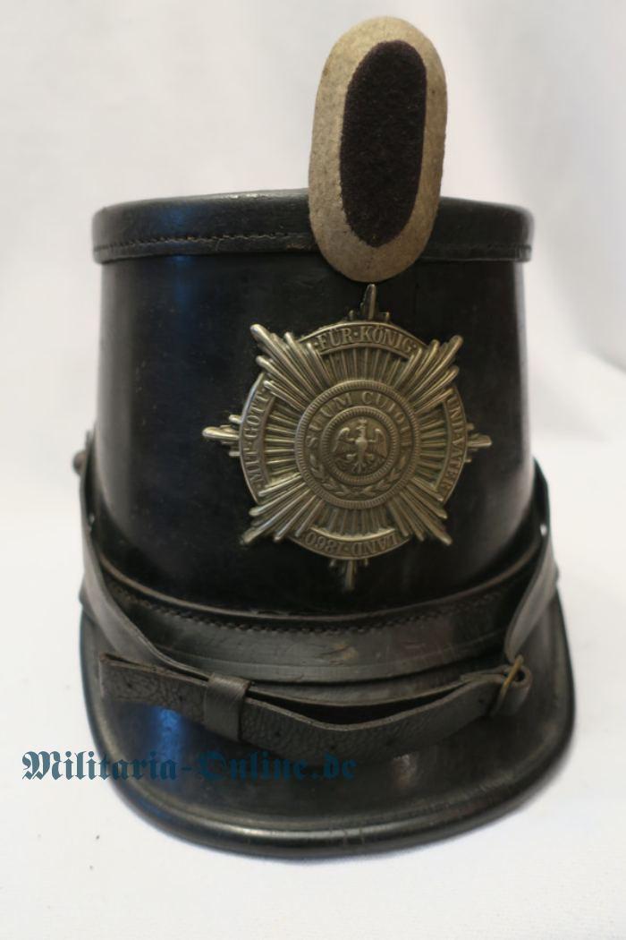 Preussen Mann. Garde Jäger