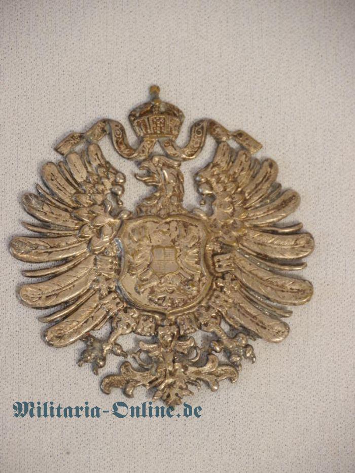 Kaiserreich Emblem für Kartuschkasten