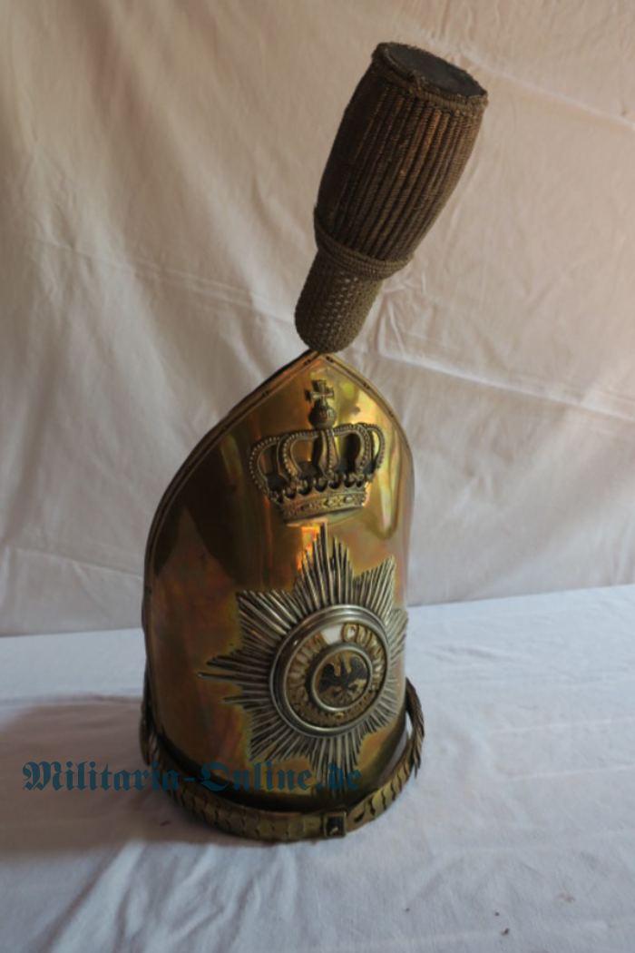 Preussen Offz. Mütze
