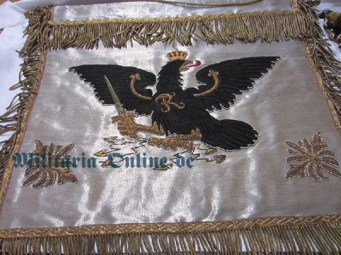 Preussen Schellenbaum Fahne