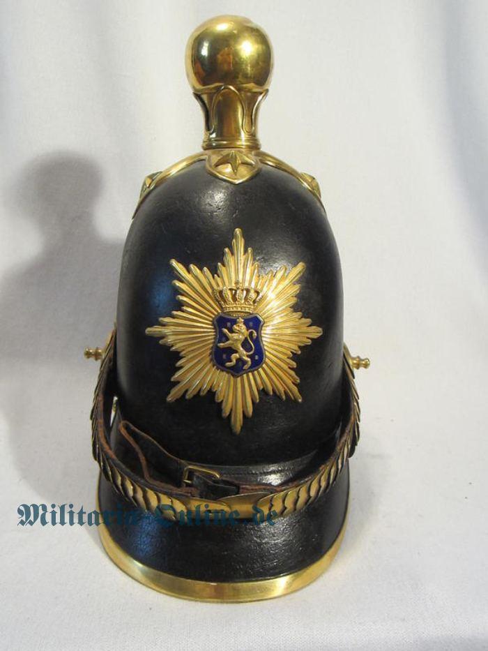 Nassau Helm für General