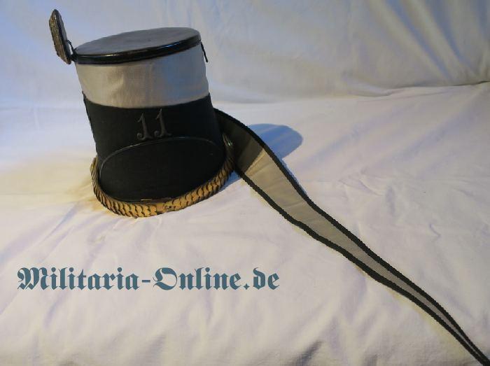 Preussen Offz. Flügelmütze