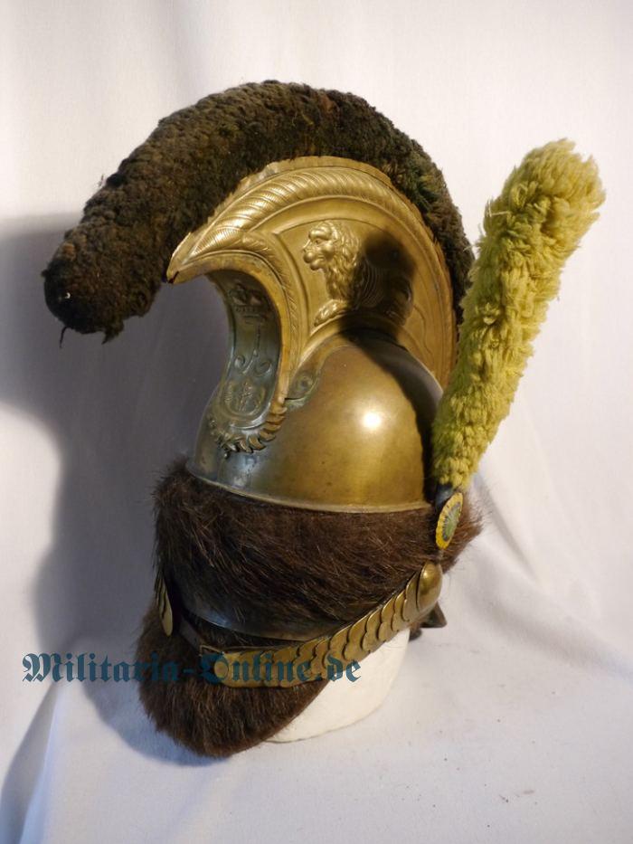 Altenburg Kürassier Helm