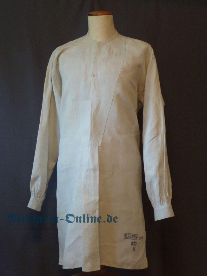 Mecklenburg mann. hemd