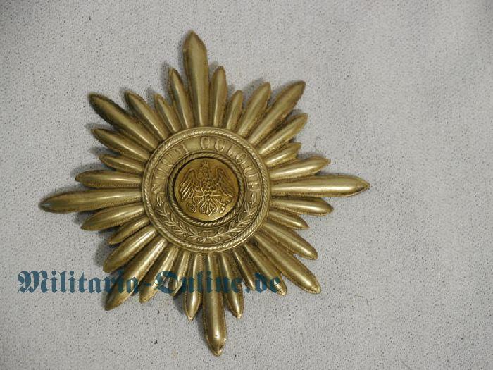 Preussen Kartuschkasten Emblem