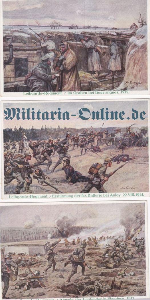 Hessen 3 Postkarten