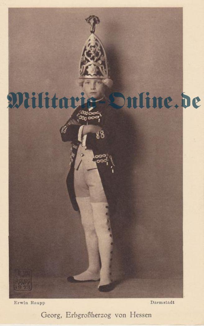 Hessen 1 Postkarte