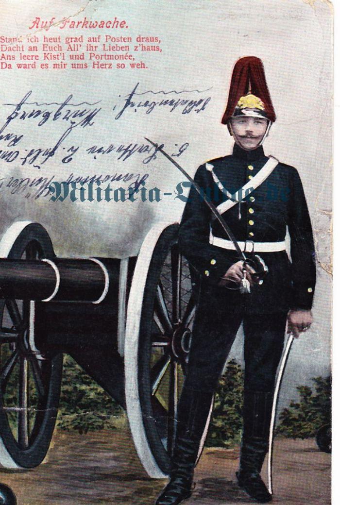 Postkarte Bayern art.