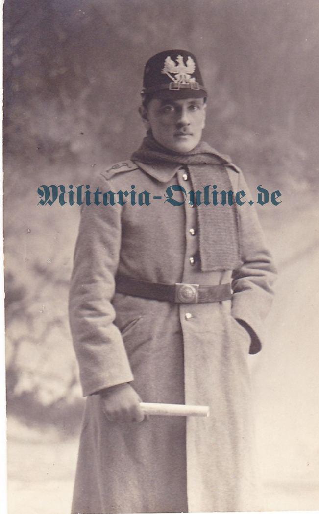 1 Postkarte Jäger