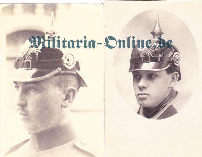 2 Postkarten Sachsen