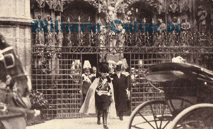 1 Postkarte Kaiser Wilhelm II