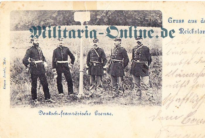 1 Postkarte