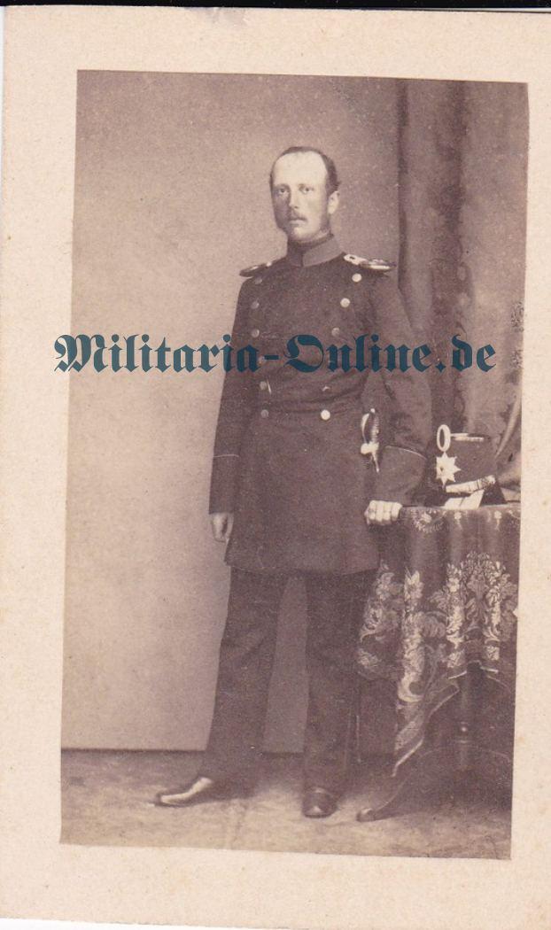 Preussen Garde Jäger CDV