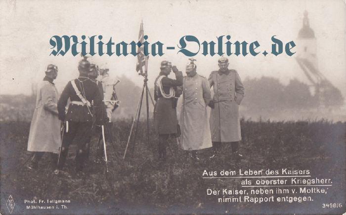 Preussen Postkarte