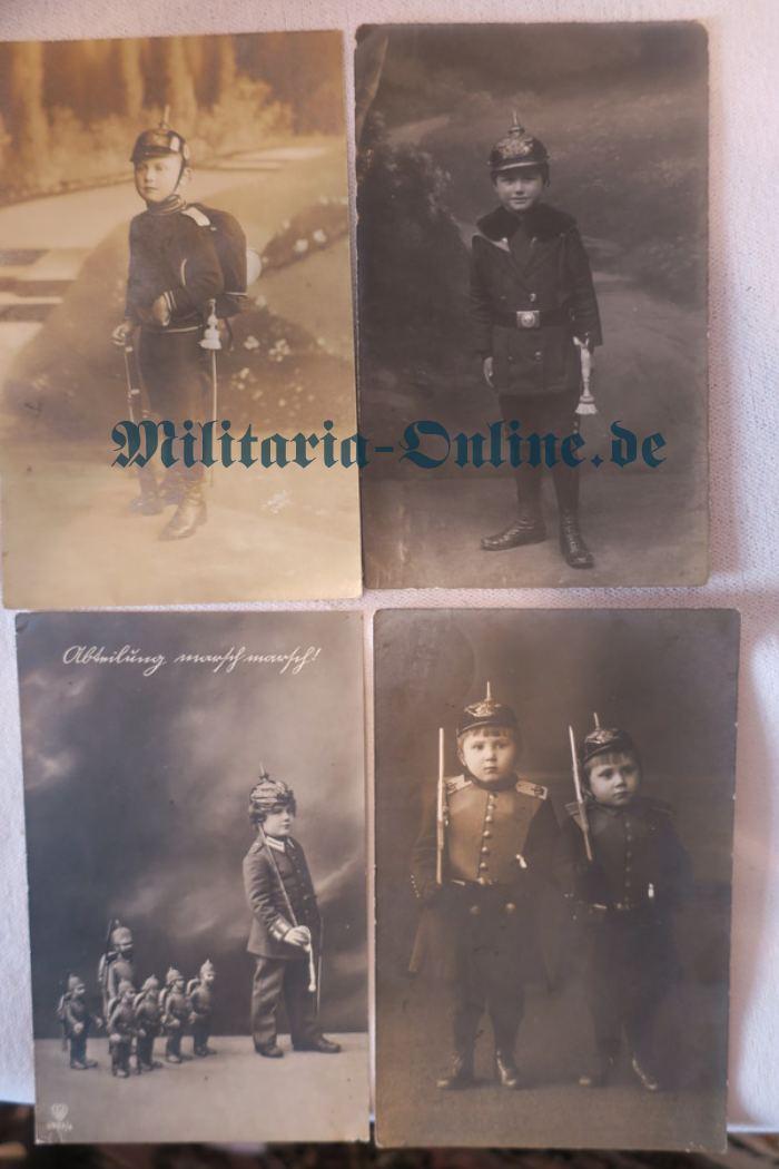 4 Postkarten