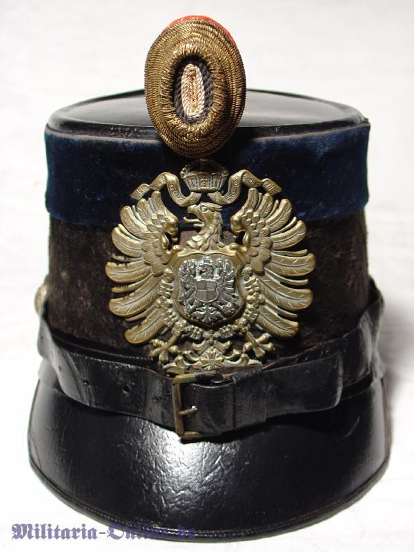 Tschako Polizei