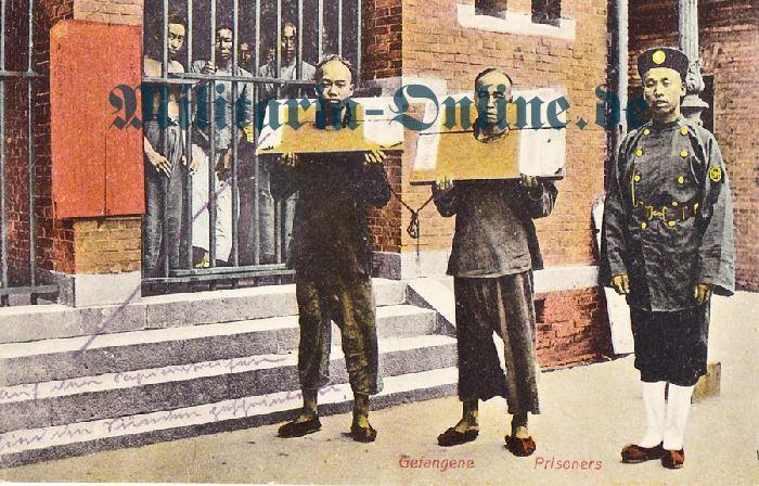 Deutsches Reich Postkarte Boxeraufstand