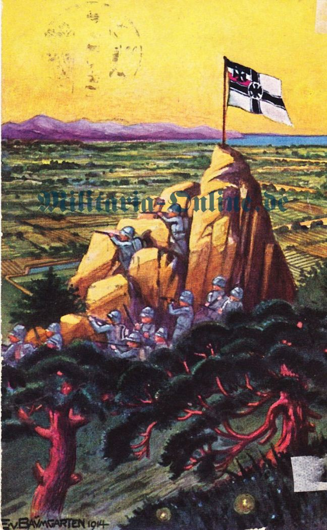 Deutsches Reich Postkarte