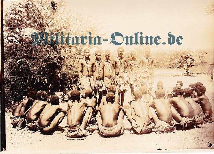 Deutsches Reich DSWA  Foto