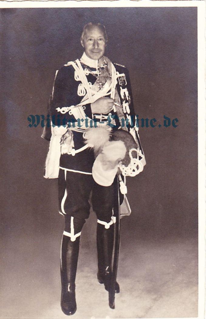 Preussen Kronprinz Foto