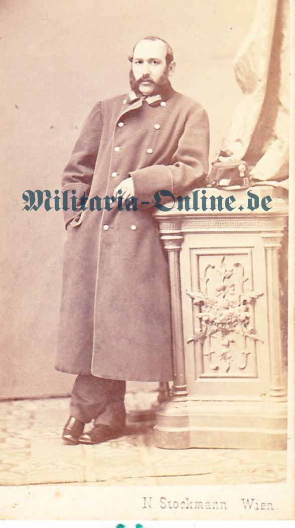 Österreich CDV 1870
