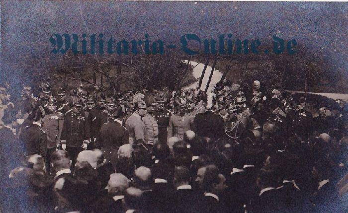 Österreich Postkarte Kaiser Karl