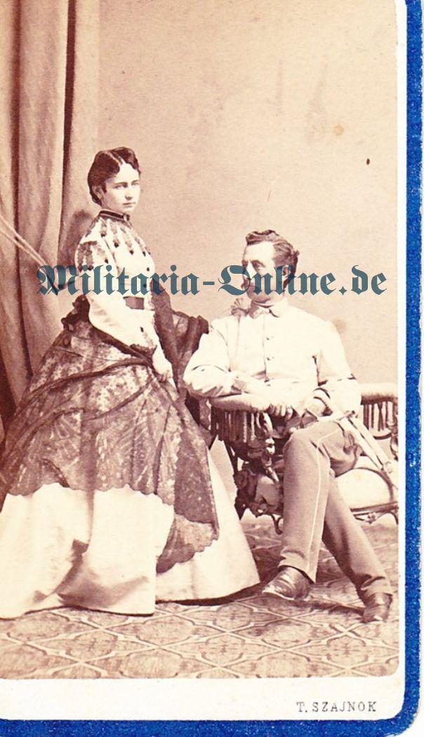 Österreich CDV 1860