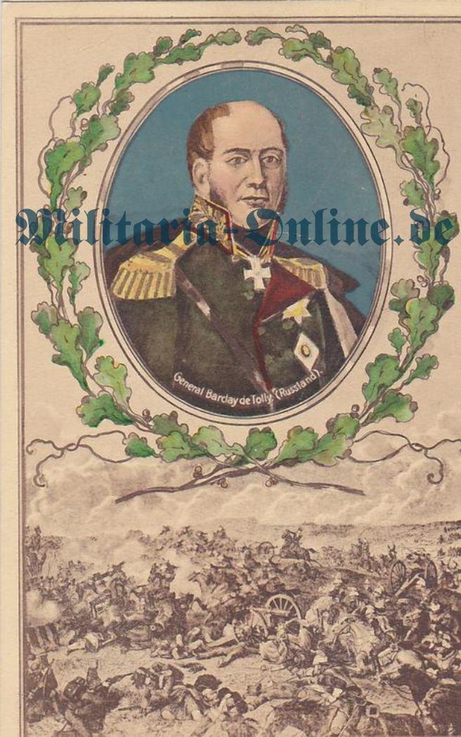 Russland Postkarte