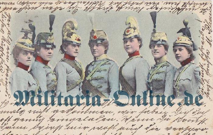 Österreich KUK  Postkarte