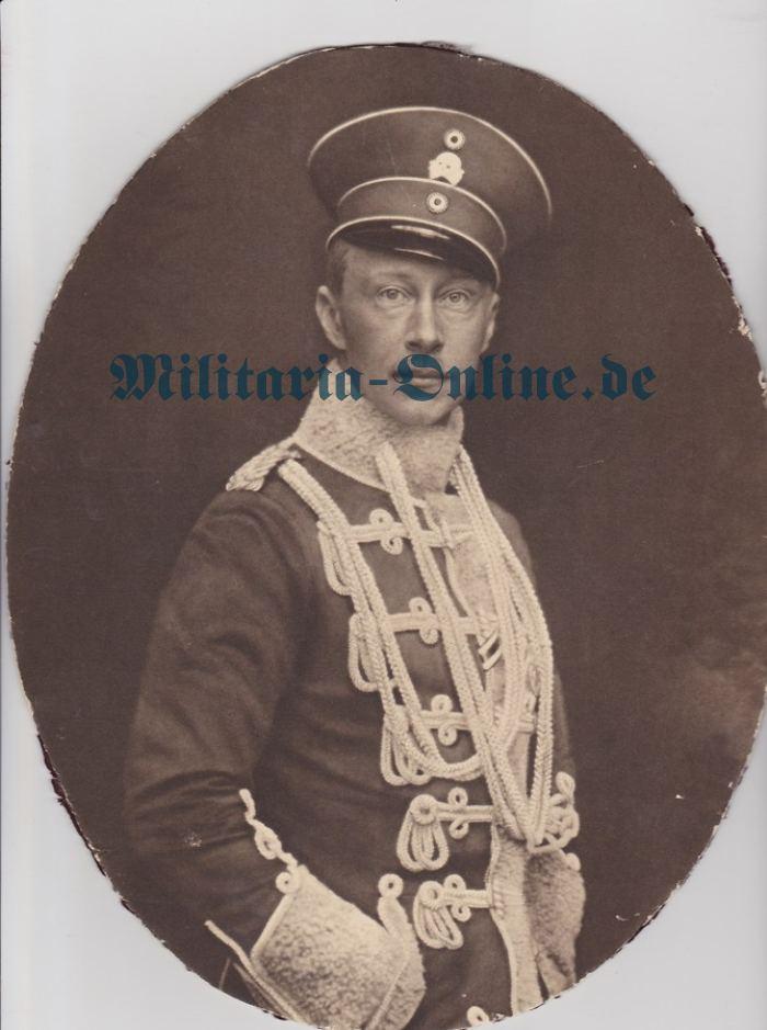 Preussen Karton Foto