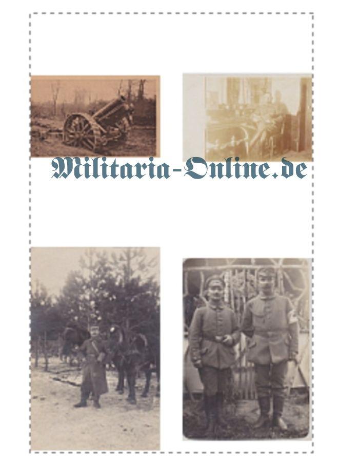 4 Postkarten IWK