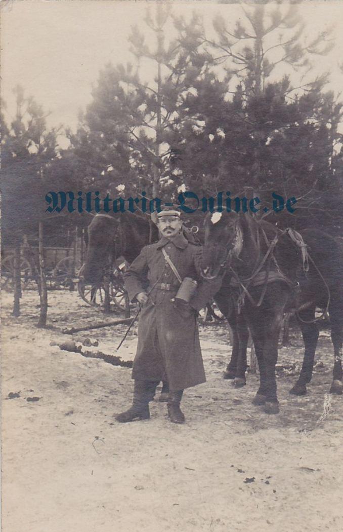 Postkarte I WK