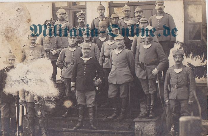 Postkarte I WK Feldgendarmerie
