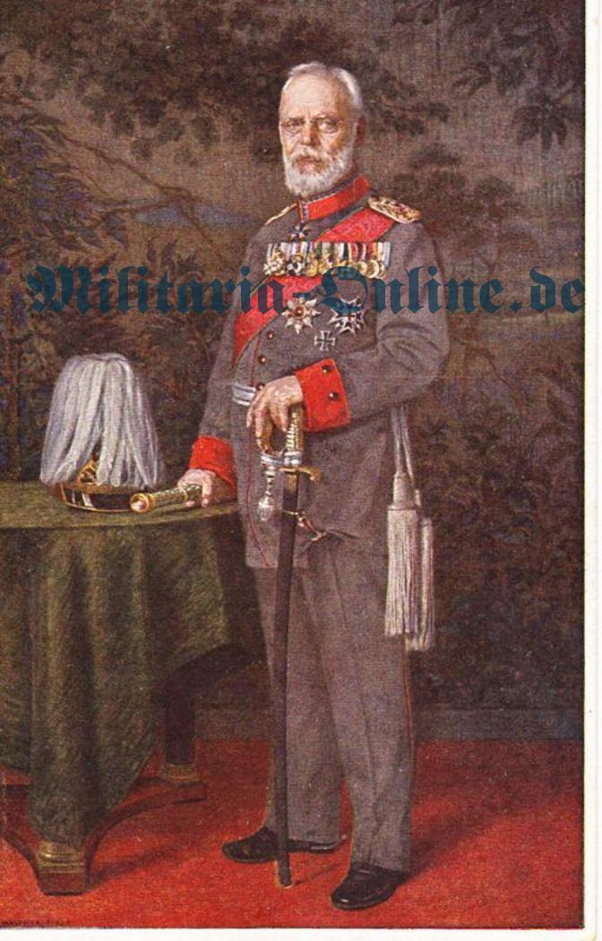 Postkarte Bayern