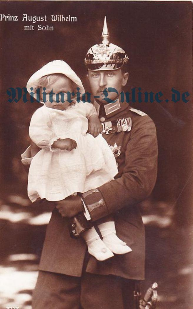 Postkarte Preussen 1 Garde Rgt. z. F.