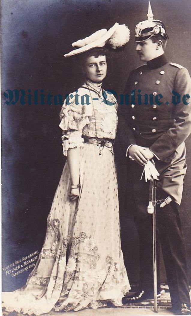 Postkarte Preussen