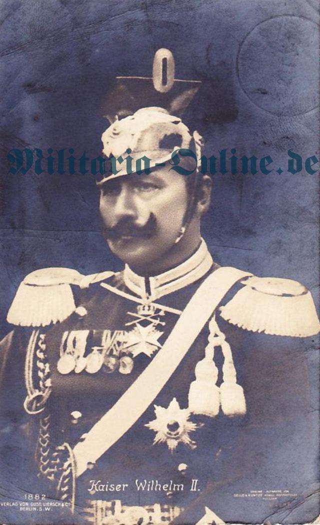 Postkarte Kaiser