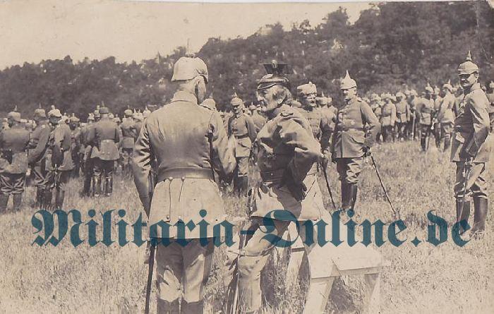Preussen Postkarte I WK